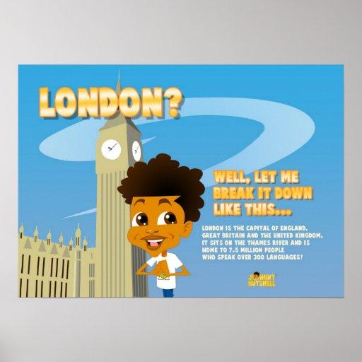 Johnny Nutshell | London