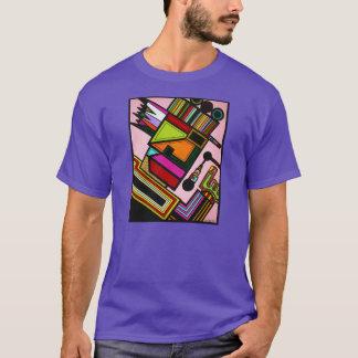 """Johnny P"" by Ruchell Alexander T-Shirt"
