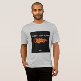 Johnny Rockstarr The Iron Outlaw T-shirt