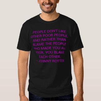 johnny rotten t shirt