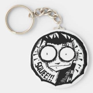 Johnny the Homicidal Maniac (JtHM) Key Ring
