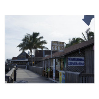 John's Boardwalk Postcard