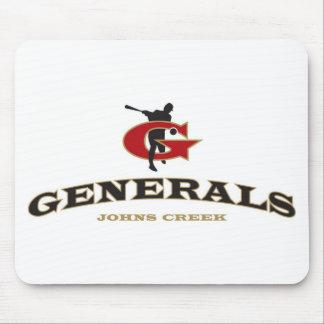 Johns Creek Generals Mouse Pad