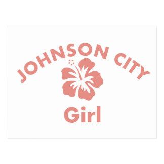 Johns Creek Pink Girl Postcards