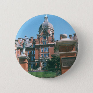 Johns Hopkins Hospital 6 Cm Round Badge