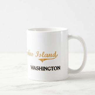 Johns Island Washington Classic Mugs