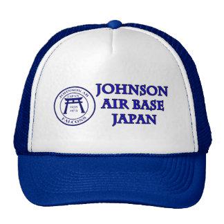 johnson air base japan Hat