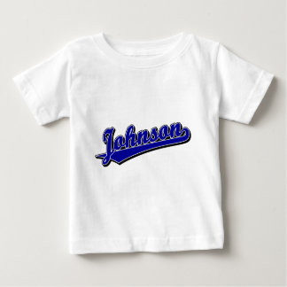 Johnson Blue Baby T-Shirt