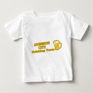 Johnson City Drinking Team tee shirts