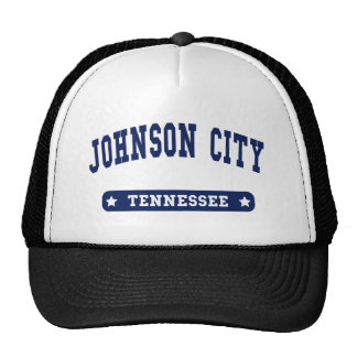 Johnson City Tennessee College Style tee shirts Cap