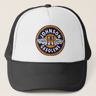 Johnson Gasolene Trucker Hat