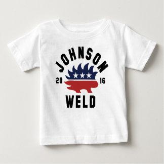 Johnson Weld 2016 Baby T Shirt