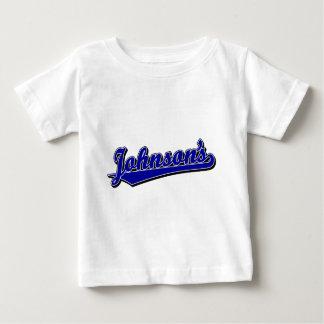 Johnson's in Blue Infant T-Shirt