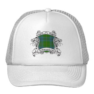 Johnston Tartan Shield Cap