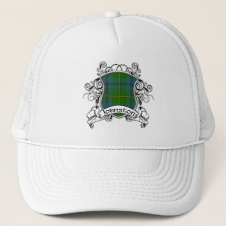 Johnston Tartan Shield Trucker Hat