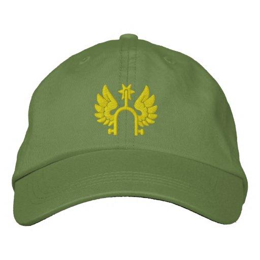 Johnstone Hat Embroidered Baseball Caps