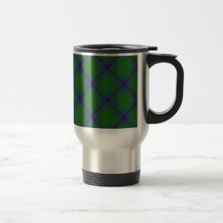 Johnstone Scottish Clan Tartan Design Travel Mug