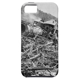 Johnstown Flood Train Wreck Vintage 1889 iPhone 5 Covers