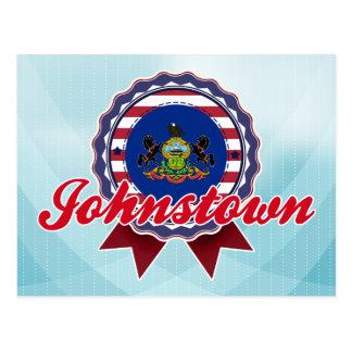 Johnstown, PA Postcard
