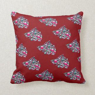 Join - cushion pillow with colorful bubble pattern