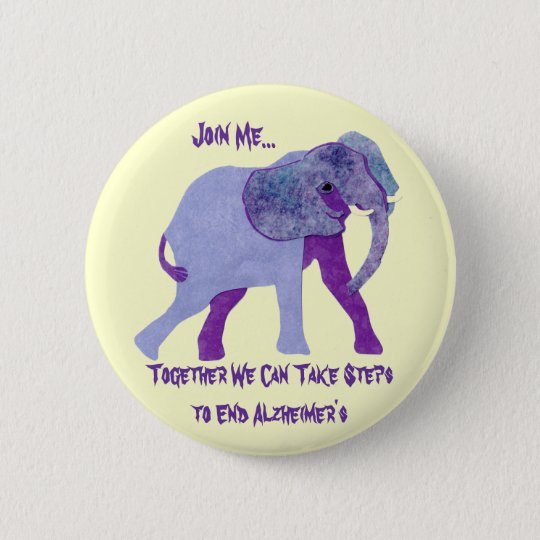 Join Me 6 Cm Round Badge