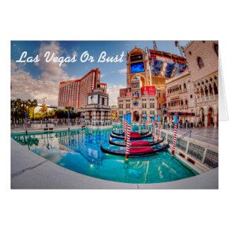 Join Me In Las Vegas Invitation