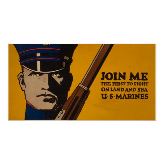Join Me Poster