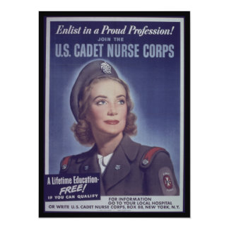 Join Nurse Cadets Personalized Invitations