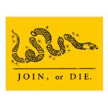 Join or Die - Libertarian