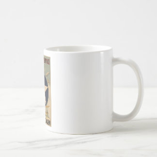 Join The Air Service Mugs
