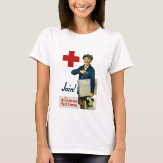 Join The American Red Cross T-Shirt