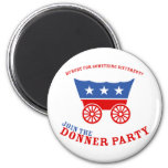 Join the Donner Party Magnet