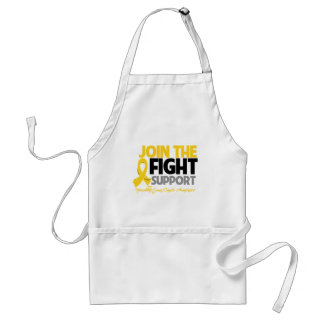 Join The Fight Support Neuroblastoma Awareness Adult Apron