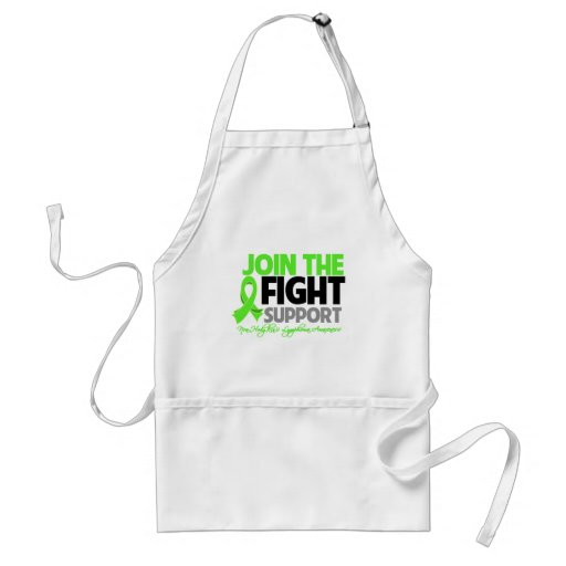 Join The Fight Support Non-Hodgkin's Lymphoma Aprons