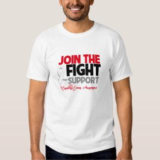 Join The Fight Support Retinoblastoma Awareness Tee Shirts