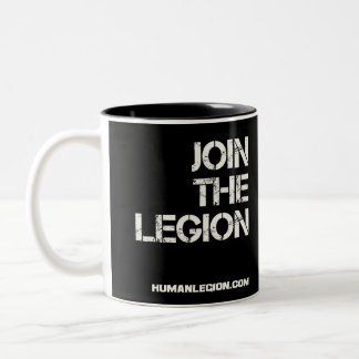 Join the Legion mug (Springer)