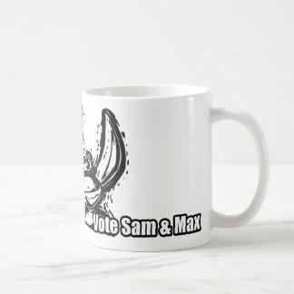 Join the MaX Revolution Coffee Mug