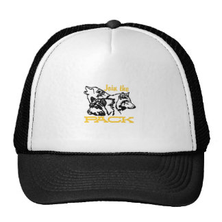 Join The Pack Cap