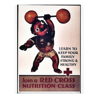 Join The Red Cross Nutrition Class 21.5 Cm X 28 Cm Flyer