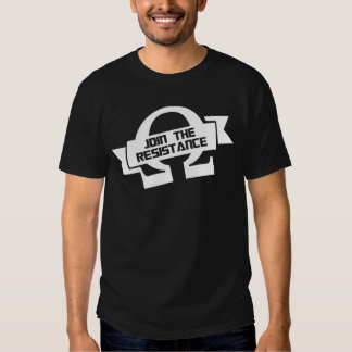 join the resistance t shirts