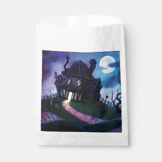 Join Us If You Dare Halloween Favor Bags