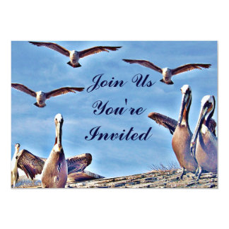 Join Us_Invitation 13 Cm X 18 Cm Invitation Card