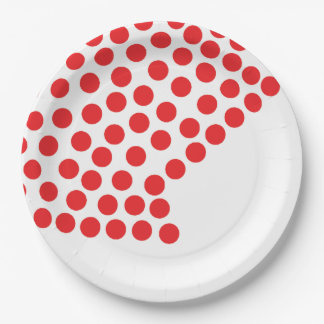 Joined Together Canada Day Party Paper Plates