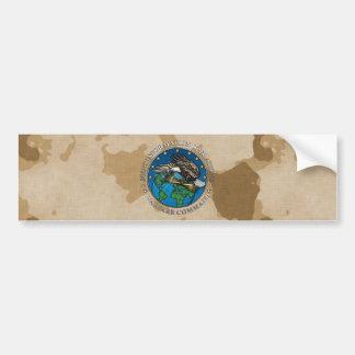 Joint Information Operations Warfare Center Bumper Sticker