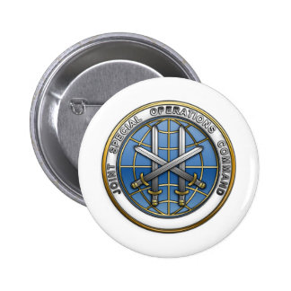 Joint Special Operations Command 6 Cm Round Badge
