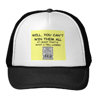 joke for winners! cap