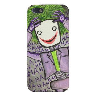 Joker- bot iphone 5  case iPhone 5 cases