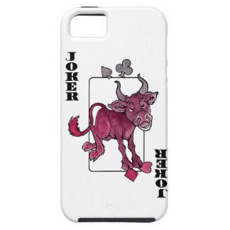Joker Bull iPhone 5 Cover