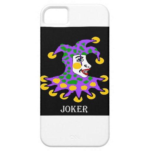 Joker iPhone 5/5S Covers
