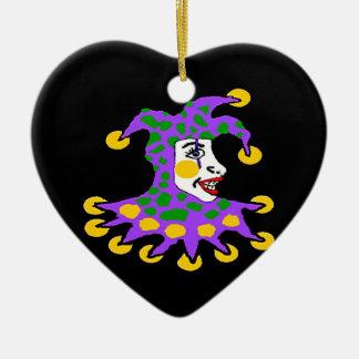 Joker Christmas Ornament